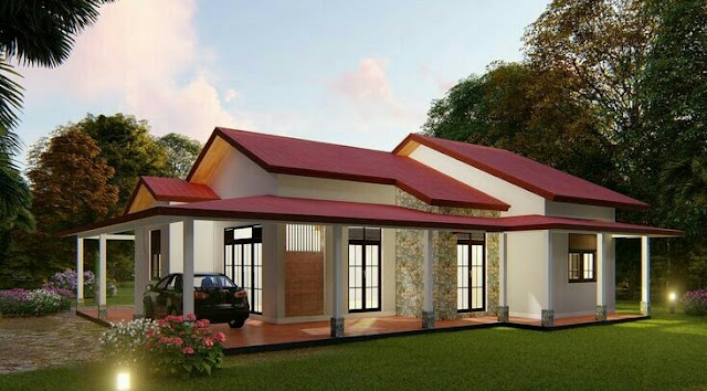 Beautiful Small house designs pictures in Sri Lanka