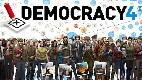 Democracy 4 Türkçe Yama - %100 Türkçe Yama Kurulum