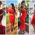 6 Mzansi Celeb Ladies in red – your fave?
