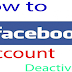 How to Permanently Deactivate A Facebook Account
