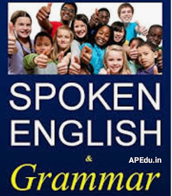 Spoken English  The importance of Time.