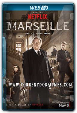 Marseille 1ª Temporda (2016) Torrent – WEB-Rip 720p Dual Áudio