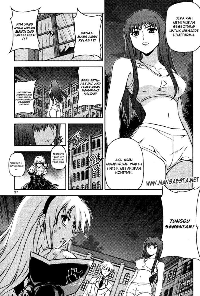 Baca Manga Freezing Chapter 6 Bahasa Indonesia