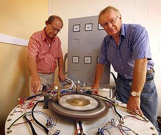 Australian Engineers Unveil Quot Free Energy Machine Quot Lutec