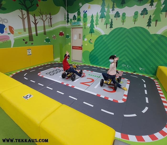 Kidzooona SOP Safety Play Areas