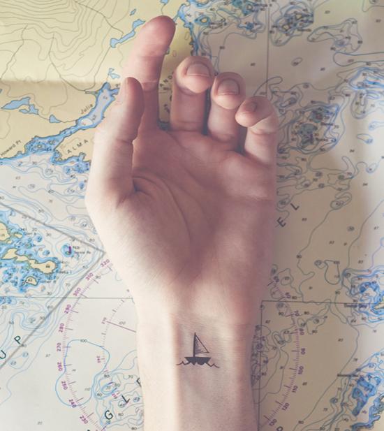 tatuagem pulso
