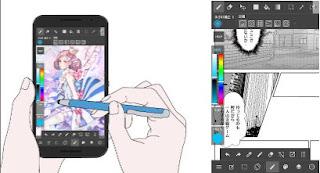 Aplikasi Terbaik Untuk Menggambar di Android -