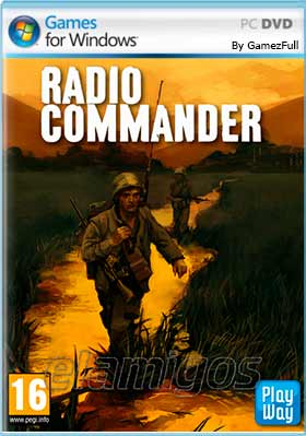 Radio Commander PC Full Español
