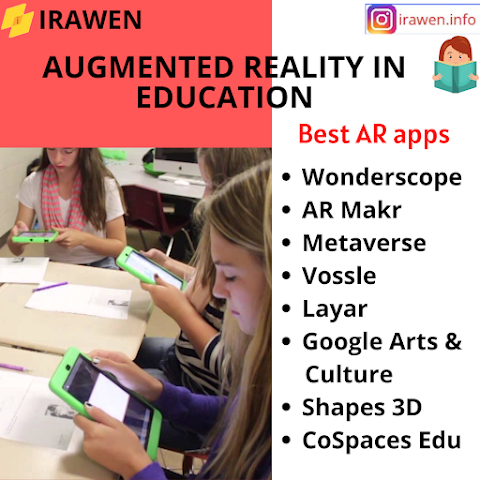 Augmented Reality in Education | Examples of Augmented Reality in Education