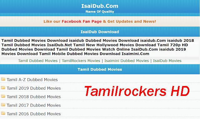 Tamilrockers HD Movie Download 2020- Tamilrockers HD