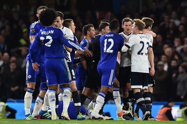 "Mark Clattenburg reveals plan for ""Tottenham title loss to Leicester"" in 2016 (Audio)"
