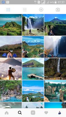 alam indonesia