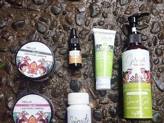 Review Organic Lombok, Skincare Alami Anti Jerawat