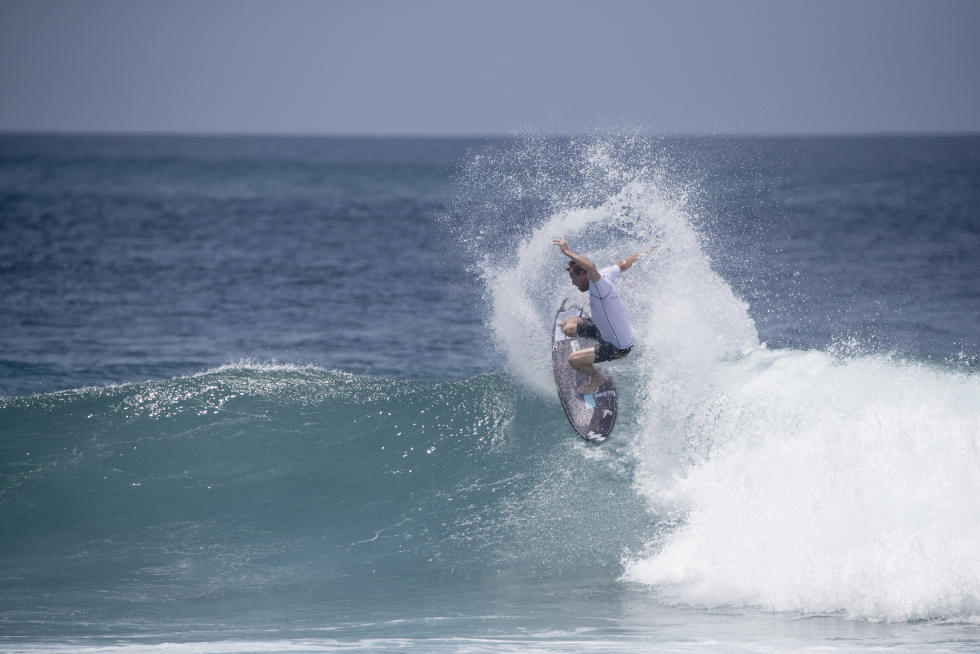 0 Taj Burrow Four Seasons Maldives Surfing Champions Trophy foto WSL Sean Scott