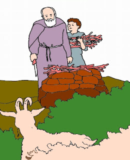 Il sacrificio di Isacco