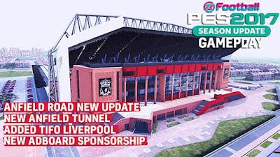 New Update Anfield Stadium + Exterior