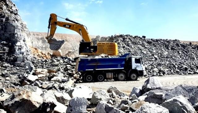Minería en Olavarría