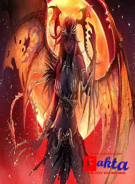 succubus mahluk mitologi berparas cantik tapi juga sadis
