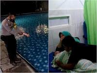 Bocah 4 Tahun di Kediri Tewas Tenggelam di Kolam Renang, Ditinggal Ayahnya Ambil Tas