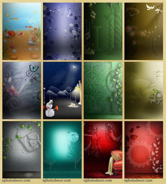 Indian indoor HD studio background  part- 2