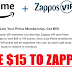 EXPIRED!! ! $15 OF FREE ITEMS FROM ZAPPOS FOR AMAZON PRIME MEMBERS!! Get free Clothing, Socks, Underwear or Cheap Shoes!