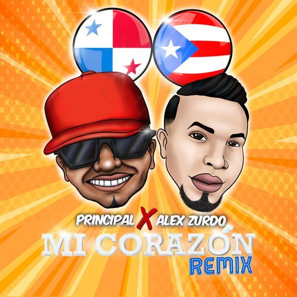 Principal 507 – Mi Corazón (Feat.Alex Zurdo) 2020 (Exclusivo WC)
