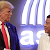 US President Trump Liked Duterte Very Much That He Pours In $101.3M For The Latter's Initiative
