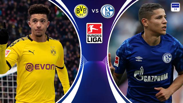 Borussia Dortmund vs Schalke 04 Possible Line-Ups Bundesliga