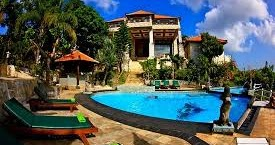 Enjoy with Beautiful Place Together with Puri Uluwatu Villas