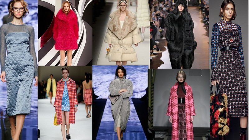 Autumn Winter 15/16 fashion trends