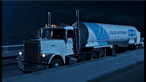 freightliner fl c 120 64 t 1:43 terminator 2, camiones 1:43, camiones americanos 1:43, coleccion camiones americanos 1:43, camiones americanos 1:43 altaya españa
