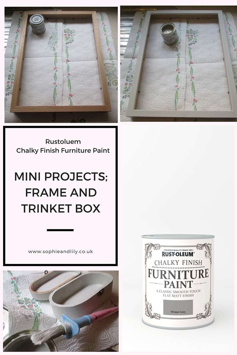 how to finish chalk paint