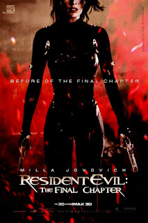 Resident Evil 5, Capítulo Final,