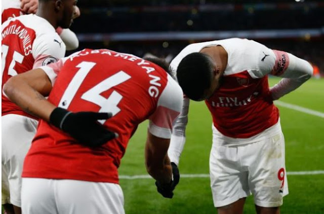 VIDEO: ARSENAL 2 – 0 MANCHESTER UNITED [PREMIER LEAGUE] HIGHLIGHTS 2018/19