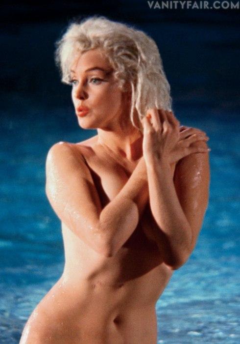 Мерлин монро порно календарь