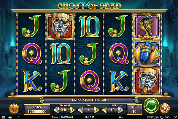 Main Gratis Slot Indonesia - Ghost Of Dead Play N GO