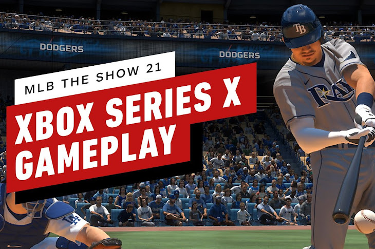 MLB The Show 21 Xbox Series X Gameplay Revealed