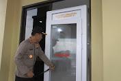 Ada Pintu Biosecurity Sterilization Corona Di Polda Aceh