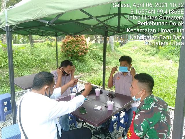 Demi Kelancaran Tugas Diwilayah Binaan, Personel Jajaran Kodim 0208/Asahan Laksanakan Komsos Rutin Bersama Mitra Karib