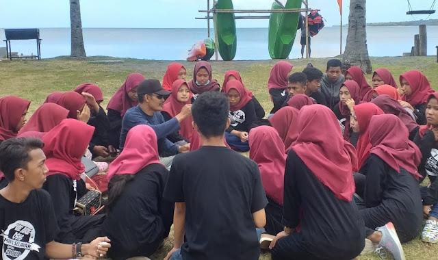 Perkuat Persatuan, Ratusan Siswa, Baru SMK 1 Selayar Ikut Bina Akrab