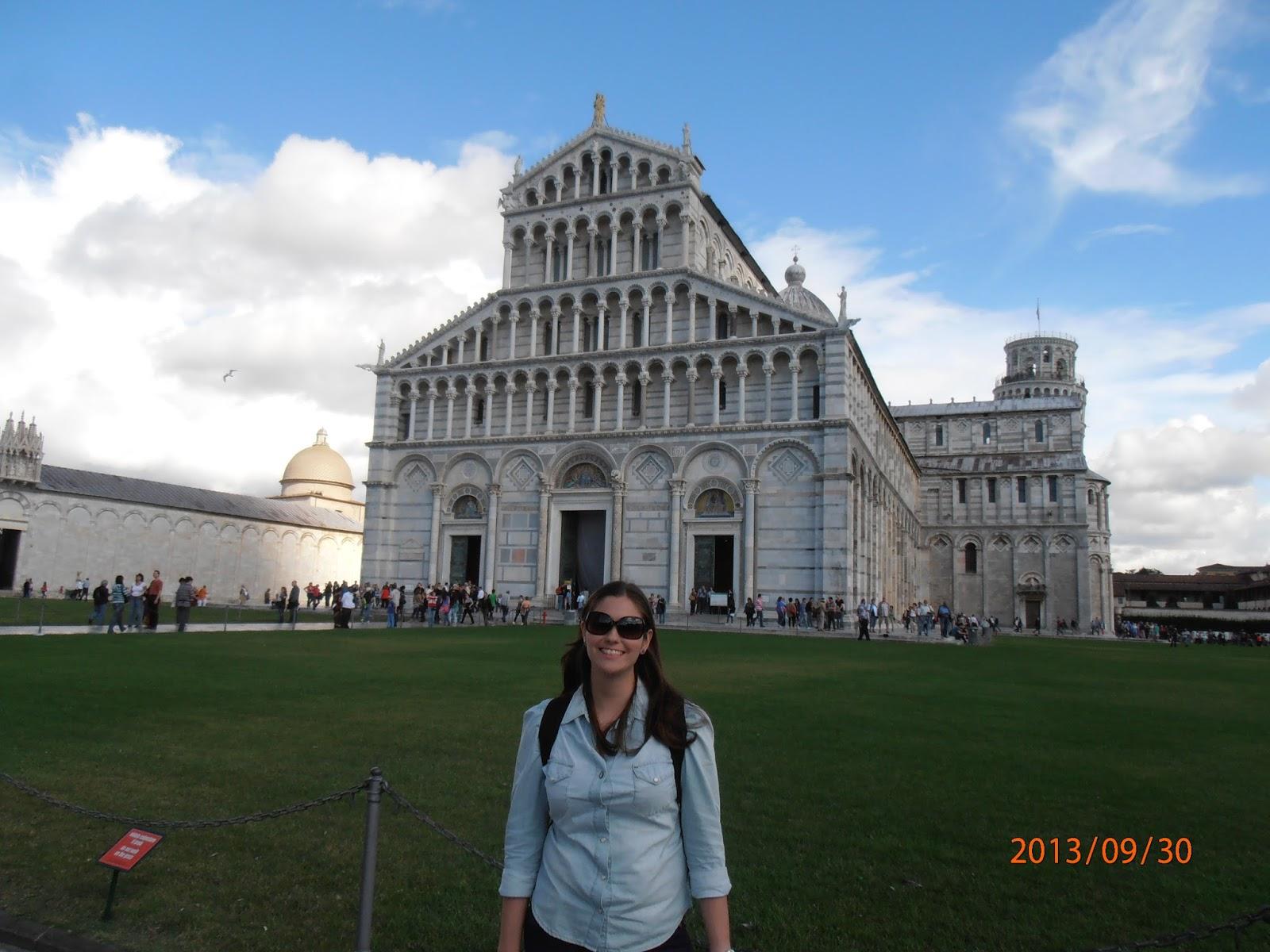 Catedral de Pisa - Itália