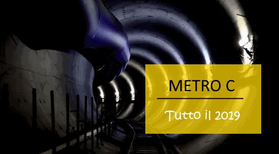 Tutto il 2019 della Metro C