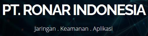 PT. RONAR INDONESIA