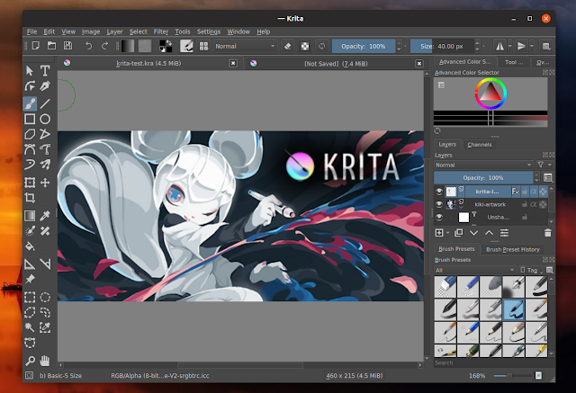 Krita 4.2.0