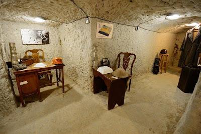 Το γερμανικό καταφύγιο στα Χανιά που μετατράπηκε σε μουσείο