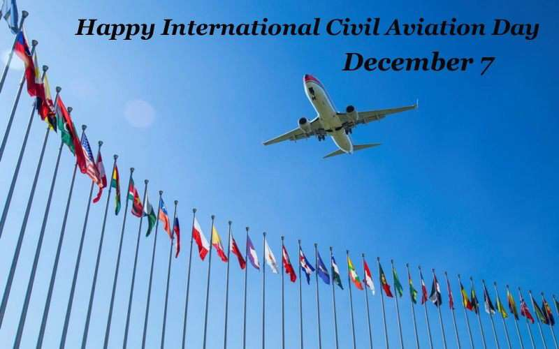 International Civil Aviation Day Wishes Lovely Pics