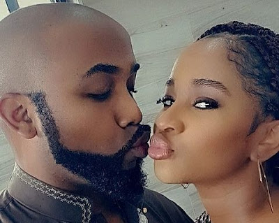 """""""Your Cup Runneth Over And I'm Thirsty"""" – Adesua Sexually Teases Banky W With Bible Quotes"""