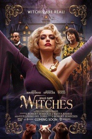 The Witches (2020) Full English Movie Download 480p 720p Web-DL