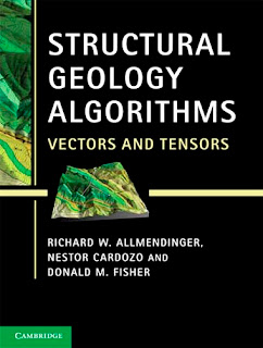 Structural geology algorithms vectors and tensors - geolibrospdf