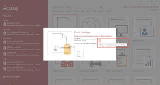 Cara Membuat Database Menggunakan MS. Access pada VB Net